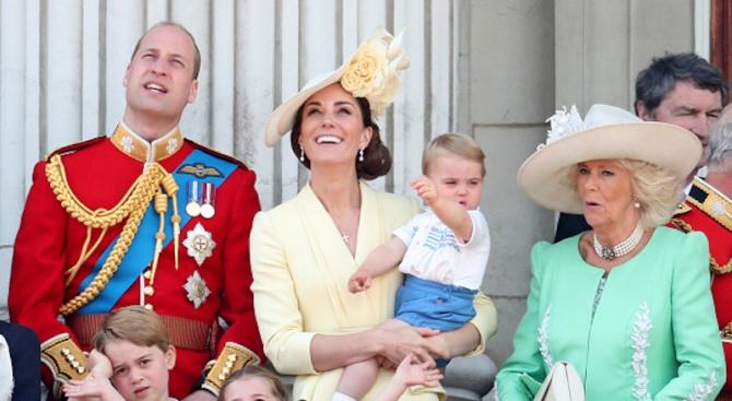 Принц Уилям заяви, че за него не е проблем, ако някое от децата му се окаже гей
