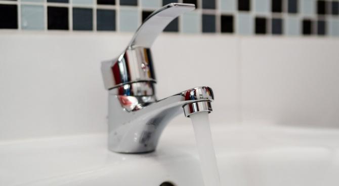 Спират временно водата в части от София днес