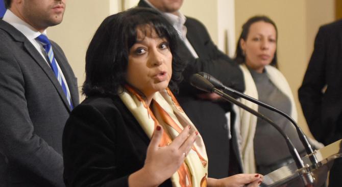 Теменужка Петкова с коментар за приетите промени в Закона за енергетиката и оставката на шефа на НЕК