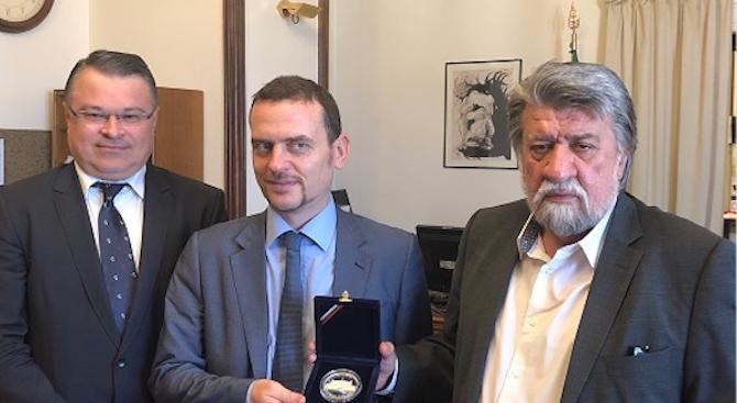 И Италия застана зад идеята на Вежди Рашидов за обща европейска дискусия за културното наследство
