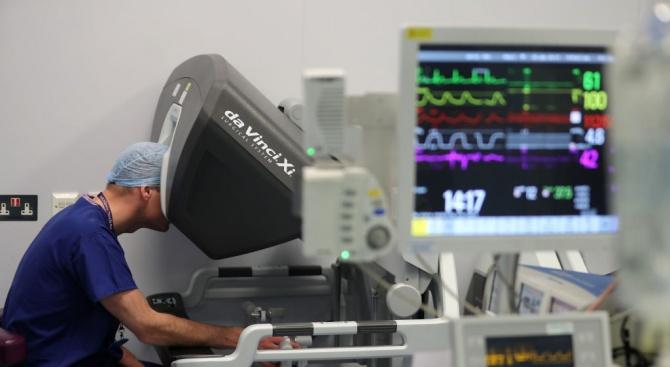 Кирил Ананиев: От Da Vinci ще могат да се възползват пациенти от цялата страна