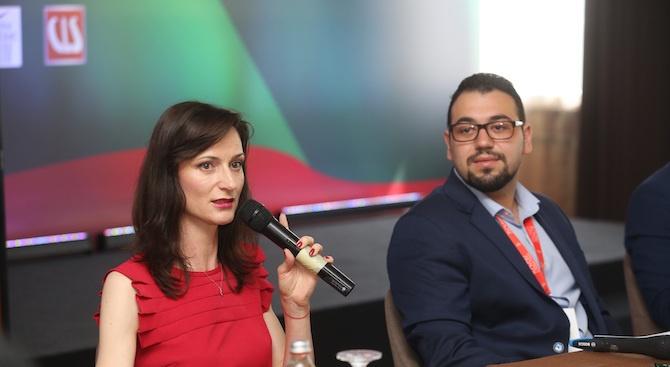 Мария Габриел в Пловдив: Цифровизацията е условие за по-конкурентна европейска икономика