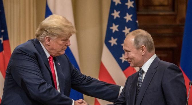 Доналд Тръмп към Владимир Путин: Не се намесвайте в нашите избори