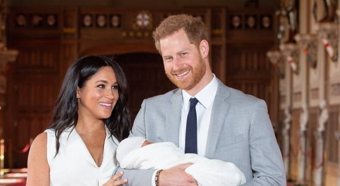 Херцозите на Съсекс и малкият Арчи ще посетят тази есен Южна Африка