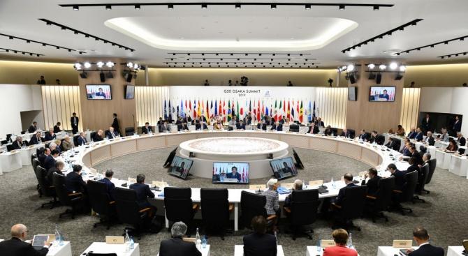 Лидерите от Г-20 потвърдиха нуждата от свободна търговия без дискриминация