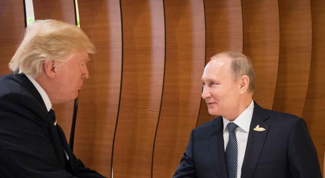 Путин: Започваме консултации със САЩ за удължаване на ядрения договор СТАРТ