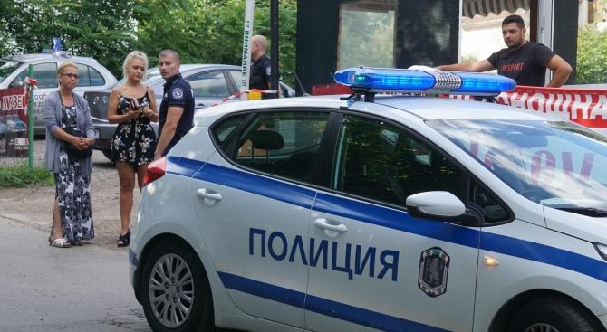 Задържан е шофьорът, който блъсна и уби дете в Морската градина във Варна