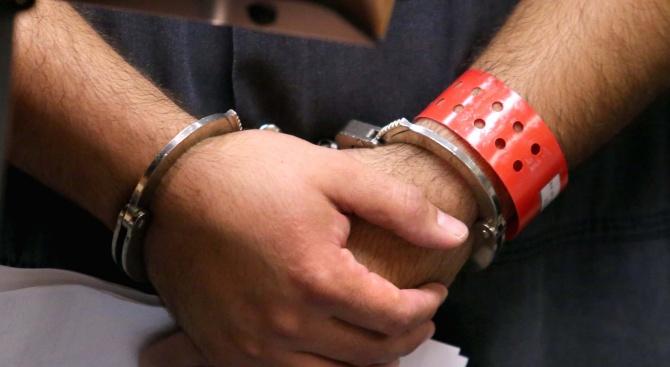 Задържаха протестиращи край Владая