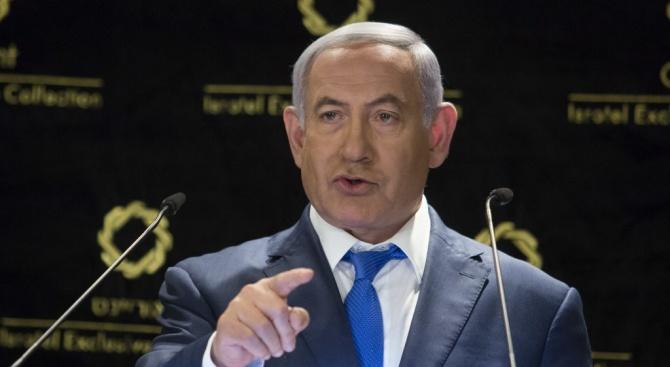 Нетаняху: Призовавам ЕС да наложи санкции срещу Иран