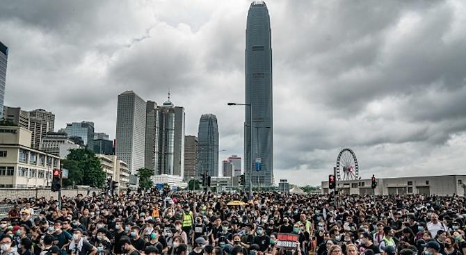 Отново размирици в Хонконг