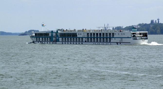 Все повече круизни кораби и туристи в Русе