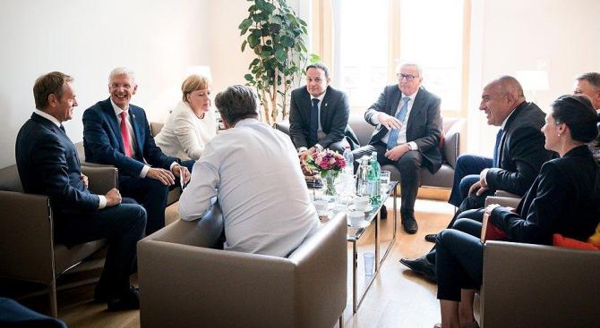 Борисов обсъди с колегите си от ЕНП възможните кандидатури за лидери на европейските институции