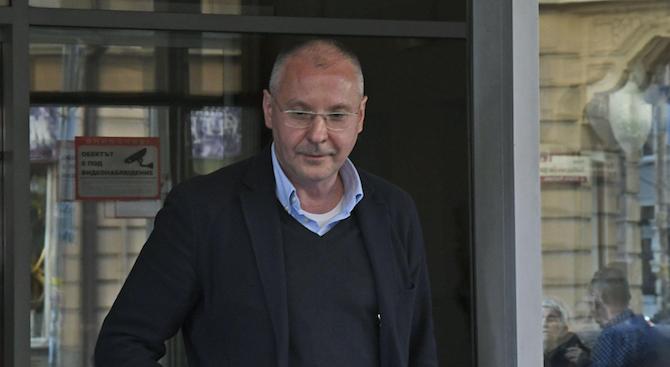 Сергей Станишев се е отказал от номинацията за председател на ЕП