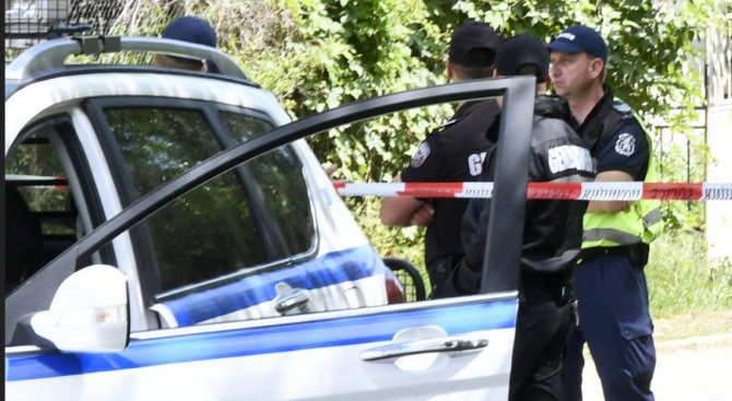 Закопчаха хулиган в Пловдив