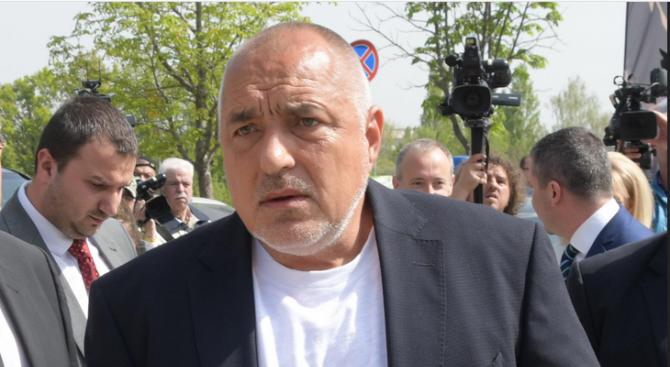 Борисов за разбитата фабрика за цигари: Най-голямата и най-добре организираната, която съм виждал досега