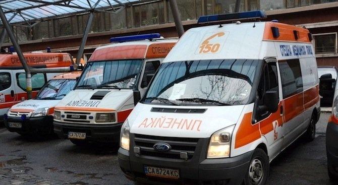 30 нови линейки осигуряват за спешната помощ в областите Видин, Враца и Монтана