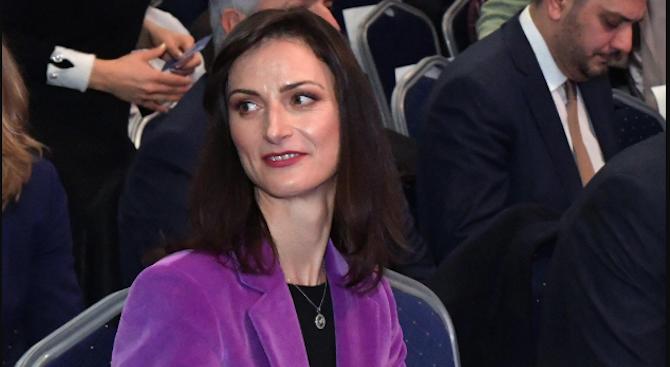 Мария Габриел: Очаквам от Финландското председателство амбиция да завършим цифровия единен пазар