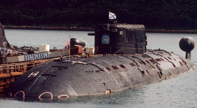 Загиналите руски моряци получиха звания