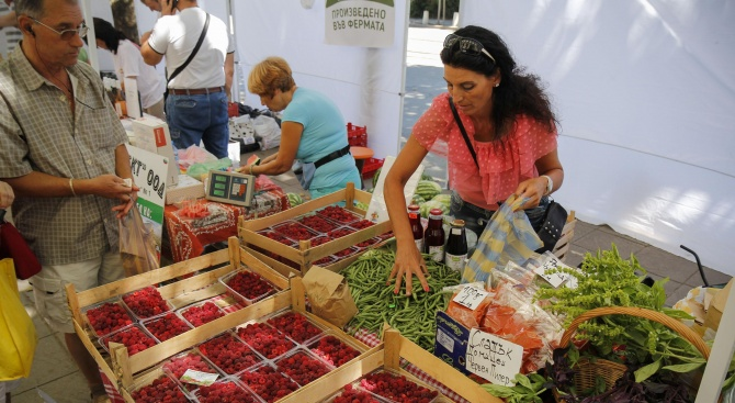 Биопазар в Бургас представя производители и кулинарна демонстрация