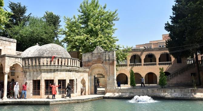 Шанлъурфа и Харан в Турция – люлка на религии и легенди