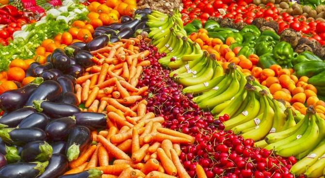 Портокалите и морковите са като лекарства против рак