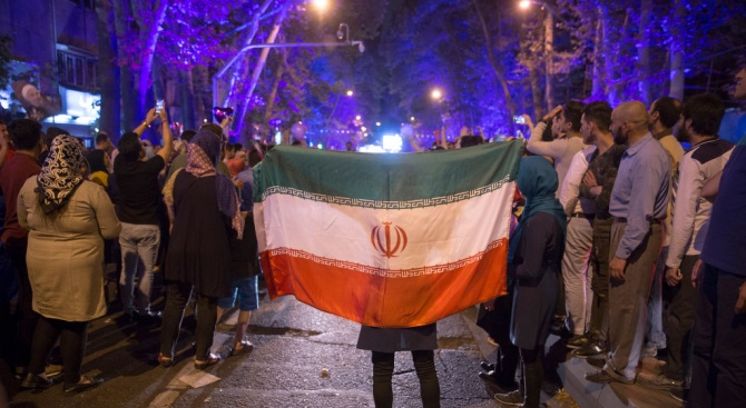 Френски вестник: Иран сложи край на стратегическото си търпение