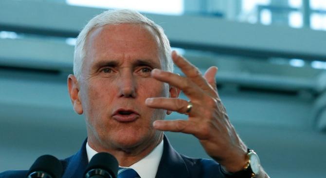 Американският вицепрезидент: САЩ няма да отстъпят по въпросаза ядрената програма наИран