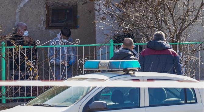 Мъж закла жена си и опита да се самоубие във врачанско село