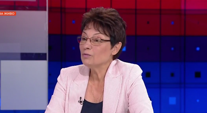 Ирена Анастасова: Машинното гласуване е крачка напред