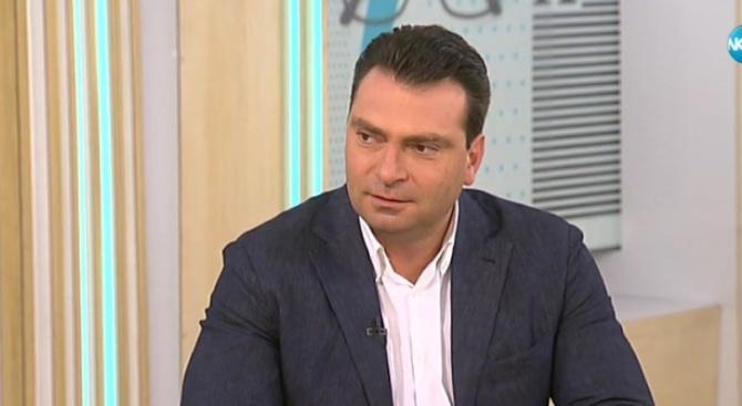 Калоян Паргов разкри какъв трябва да е кандидатът на БСП за кмет на София
