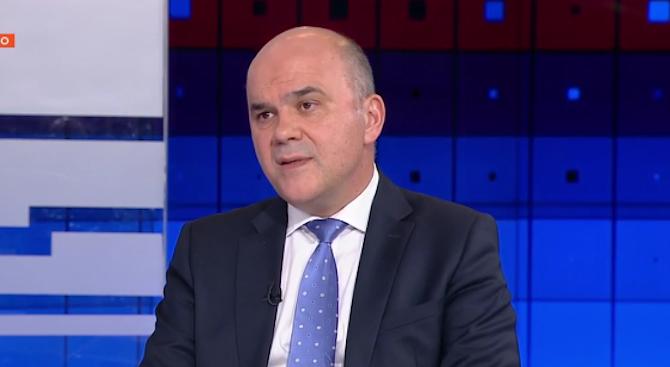 Бисер Петков: Увеличението на пенсиите с 5,7% повишава покупателните способности на пенсионерите