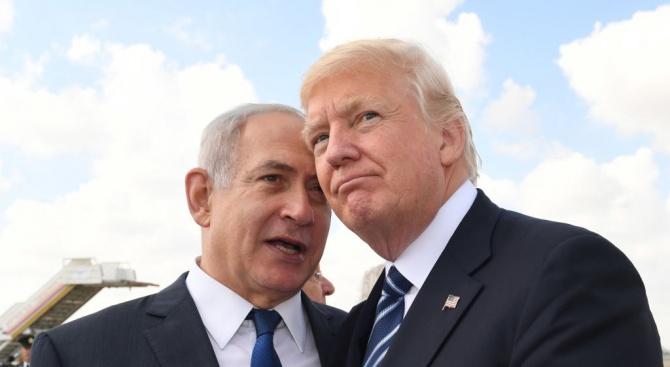 Тръмп и Нетаняху са обсъдили по телефона действията на Иран в ядрената област