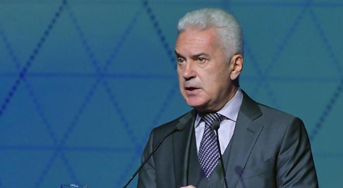 Сидеров покани председателите на партиите от малката коалиция на политически съвет