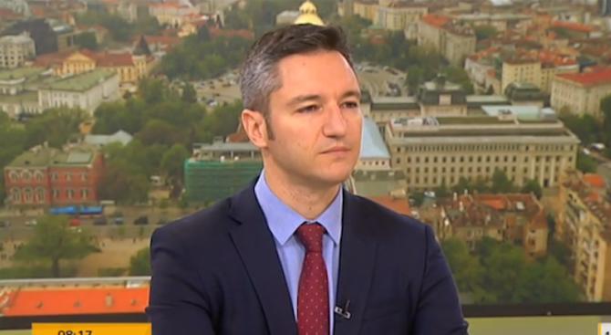 Вигенин: Начинът, по който ГЕРБ се отнася към изборния процес, е скандален