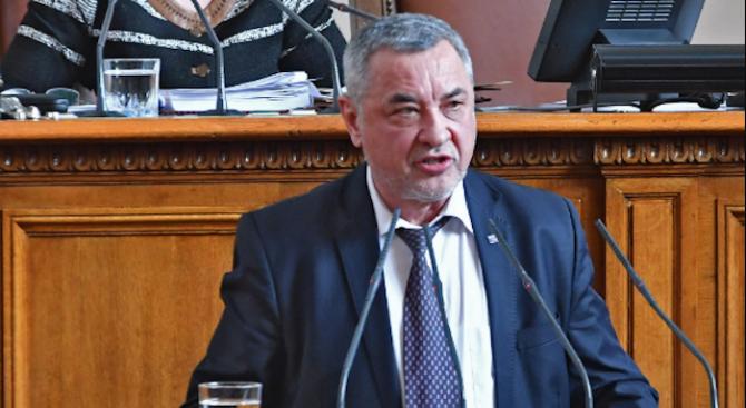 Симеонов: БСП да не влизат в предишния си режим. Този път няма да им се размине