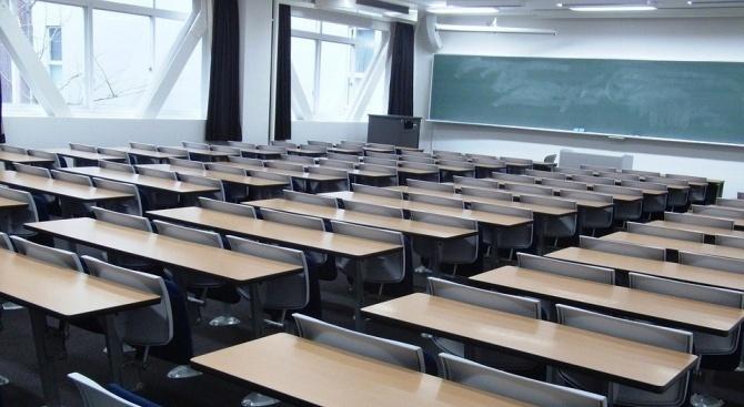 Закрити са три паралелки с прием след 7 клас в област Велико Търново