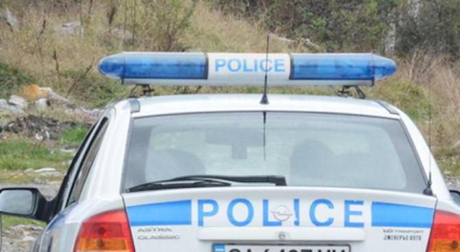 Спецакция в Сандански: Закопчаха 7 души