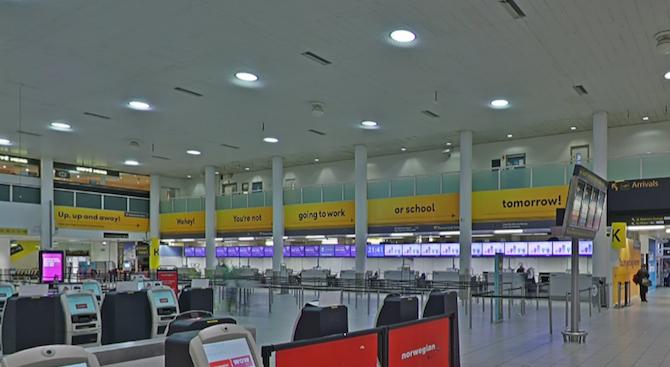 """""""Интеграл"""": До час и половина детето от летище Лондон ще бъде при родителите си"""