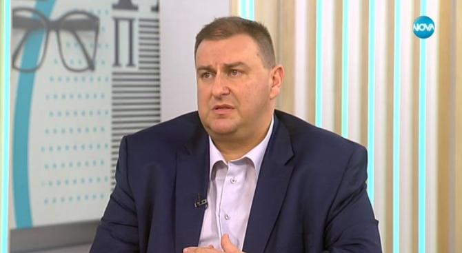 Емил Радев отрече категорично да се кандидатира за главен прокурор на България