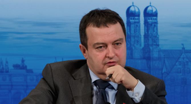 Ивица Дачич: На недоразумението с Бойко Борисов е сложена точка