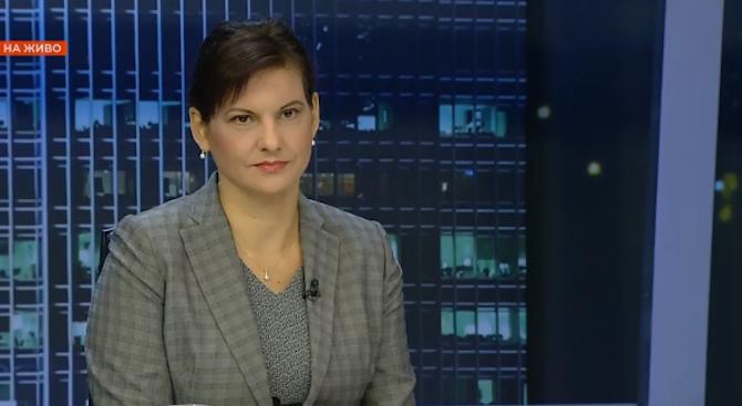Даниела Дариткова: ГЕРБ промени България