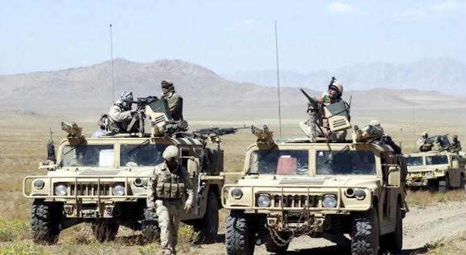 Американски военен е убит в Афганистан, съобщи мисията на НАТО