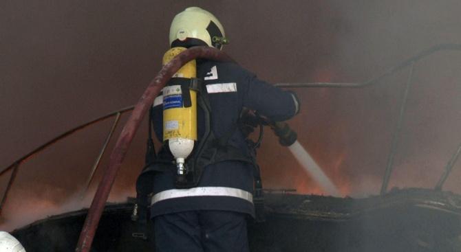 Пожар в блок в Стара Загора взе жертва