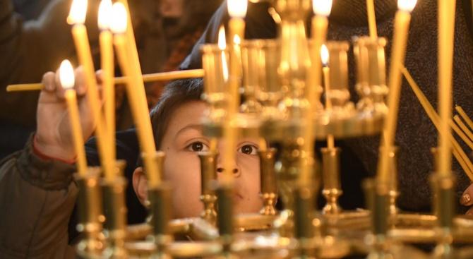 Православната църква почита паметта на светите мъченици Кирик и Юлита