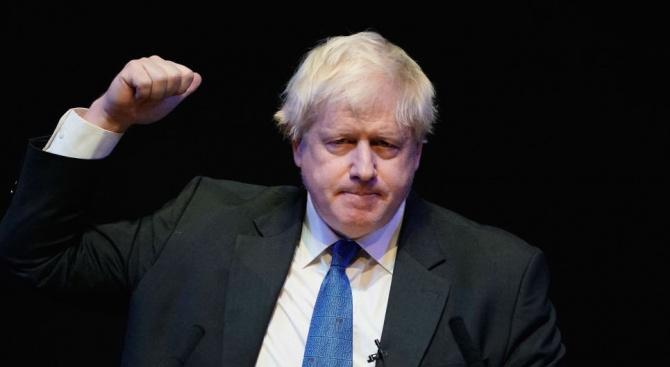 Борис Джонсън е готов да се срещне с Доналд Тръмп и да преговаря за до два месеца след като стане премиер