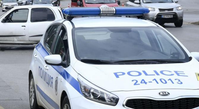 Закопчаха 20-годишен софиянец за агресия на пътя в с. Ново Делчево