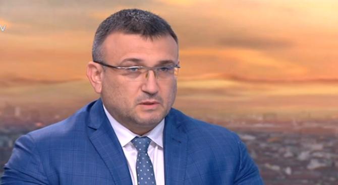 Младен Маринов за хакерската атака към НАП: Засегната е националната сигурност