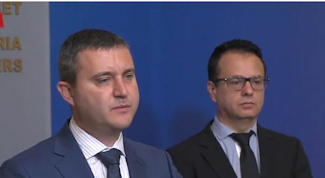 Горанов: Имаме целенасочена атака срещу данните в НАП