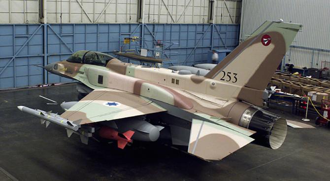Сделката за F-16 влиза за гласуване в парламента