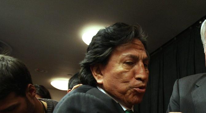 Експрезидент на Перу закопчан за корупция в САЩ